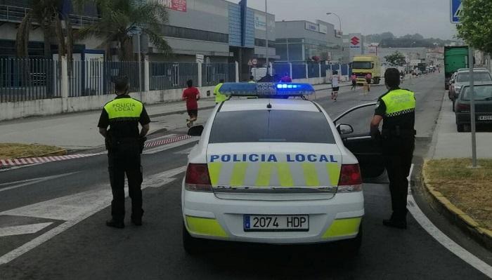 La Policía Local de Algeciras verifica más de 80 vehículos de dos ruedas