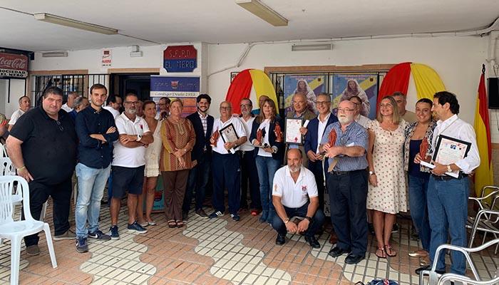 Imagen del acto que se ha desarrollado en Algeciras