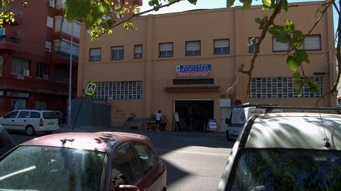 El Mercado 'Hotel Garrido' de Algeciras se someterá a reformas