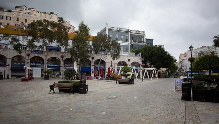 Tercer día con los mismos casos positivos de Covid-19 en Gibraltar