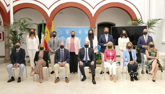 Presentado el balance de la década de Landaluce como alcalde de Algeciras