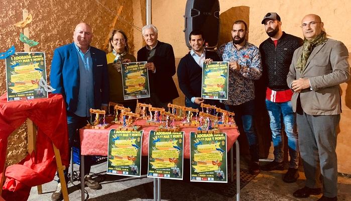 La I Adobada Popular, presentada en Algeciras