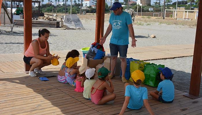 La campaña de Medio Ambiente finalizó el fin de semana en Torreguadiaro