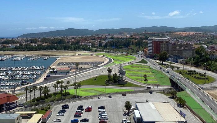 El Puerto de Algeciras proyecta un corredor verde en el Acceso Sur