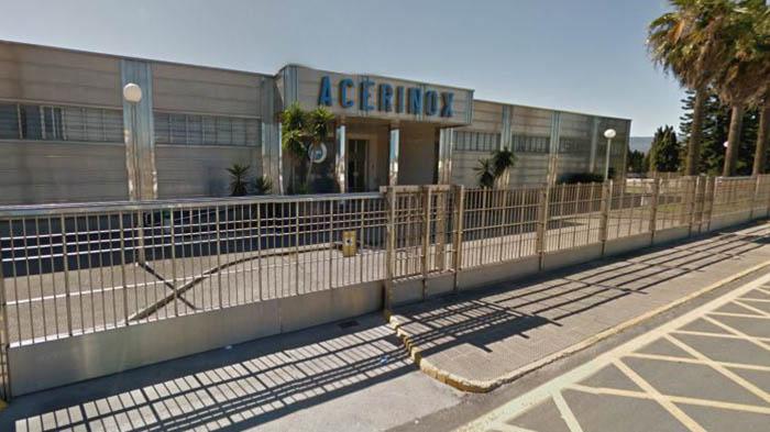 Phoenix Service pertenece al sector auxiliar de Acerinox
