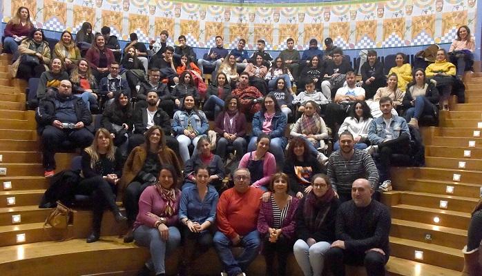 Barrio Vivo celebra el encuentro de jóvenes voluntarios 'Yo cuento'