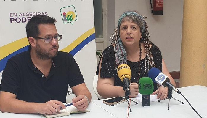 Adelante lamenta la falta de sensibilidad social del Ayuntamiento de Algeciras