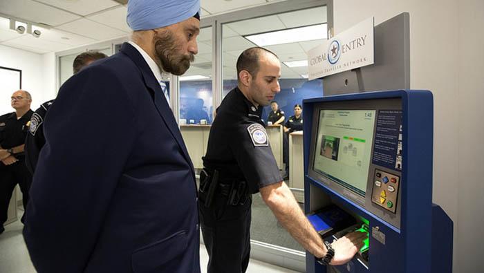 Imagen promocional de un sistema automatizado de control de aduanas