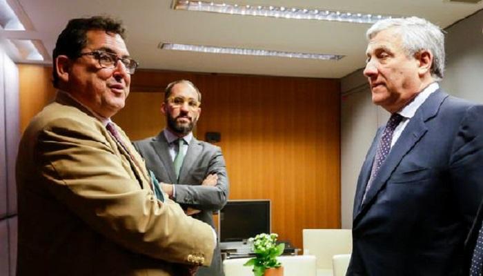 El secretario de Estado para la Unión Europea, Luis Marco Aguiriano