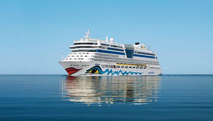 El crucero 'AidaBella'