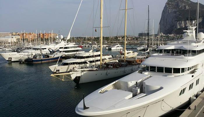 Alcaidesa Marina en La Línea