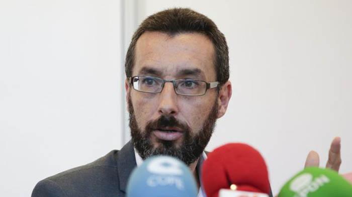 Juan Franco alcalde de La Línea