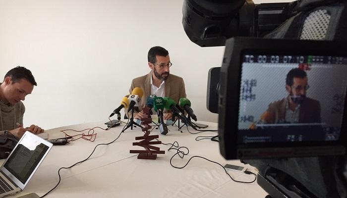 El alcalde, Juan Franco, ha dado a conocer su balance del año 2018