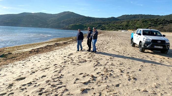 El Ayuntamiento sostiene que las playas estarán listas para Semana Santa