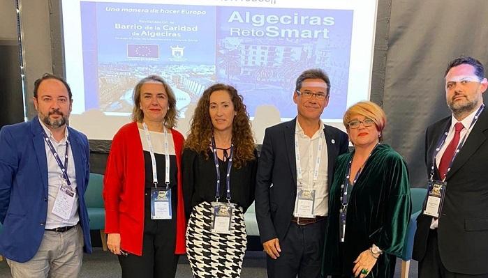 Algeciras participa en el X Congreso Nacional de Innovación y Servicios Públicos