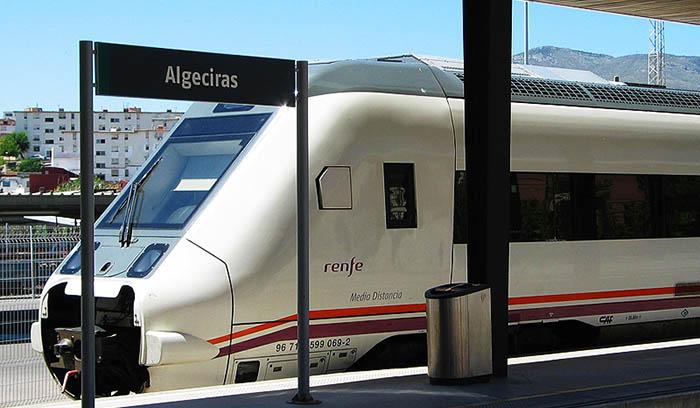 Estación de Algeciras