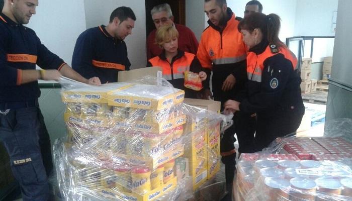 San Roque destinará 25.000 euros más para el Programa de Garantía Alimentaria