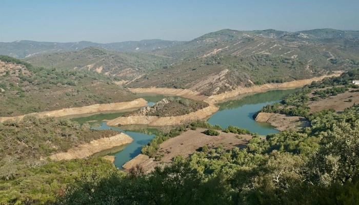 La Almoraima está en el término municipal de Castellar