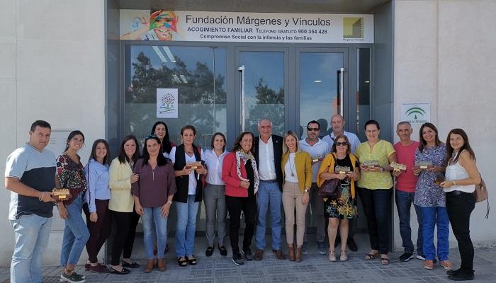 Diputación continuará los programas sociales con la Coordinadora Alternativas
