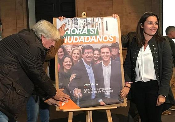Ángela Rodríguez, a la derecha, será nueva parlamentaria andaluza