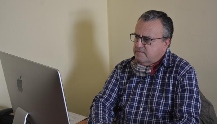 Ángel Gavino es el delegado de Hacienda de San Roque