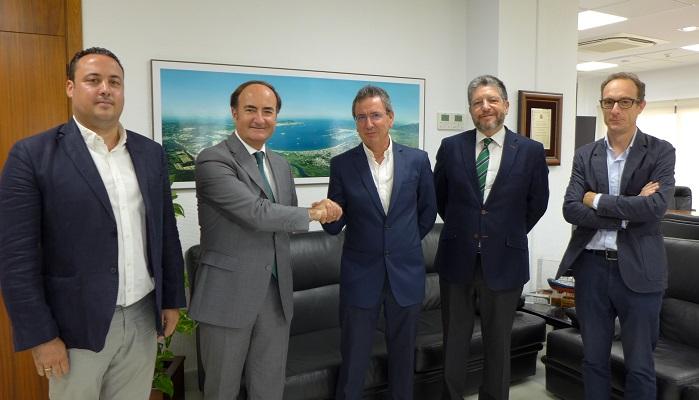 El Puerto invierte 7 millones de euros en la 3ª fase del aumento del Muelle Juan Carlos I