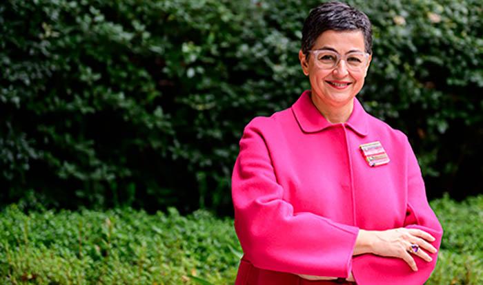 Arancha Gonzalez Laya, ministra de Exteriores de España