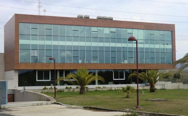 Sede de Arcgisa, empresa pública de la Mancomunidad de Municipios