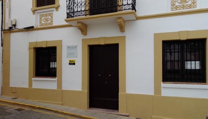 Dependencias de Arcgisa en San Roque