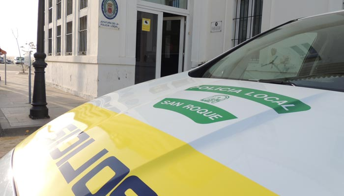 La Policía Local de San Roque agradece la colaboración de los ciudadanos