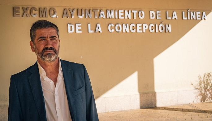 Juan Pablo Arriaga, líder del PP en La Línea