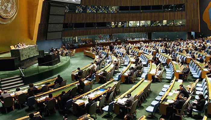 La ONU ha marcado el archipiélago como territorio de las islas Mauricio