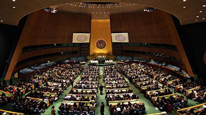 Asamblea General de Naciones Unidas