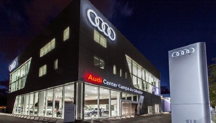 Audi Center cierra de forma temporal su concesionario tras dos positivos