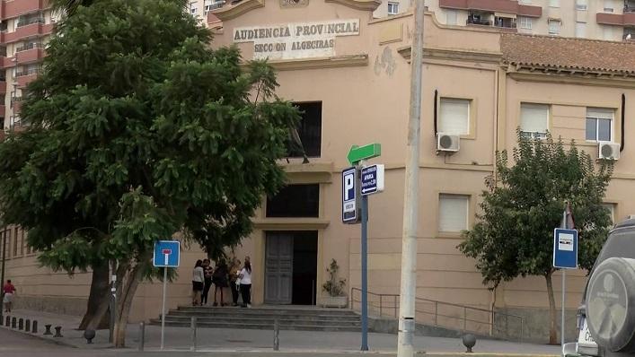 La sección de Algeciras de la Audiencia Provincial