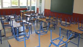 Las clases afectadas se han derivado a autoaislamiento. SR