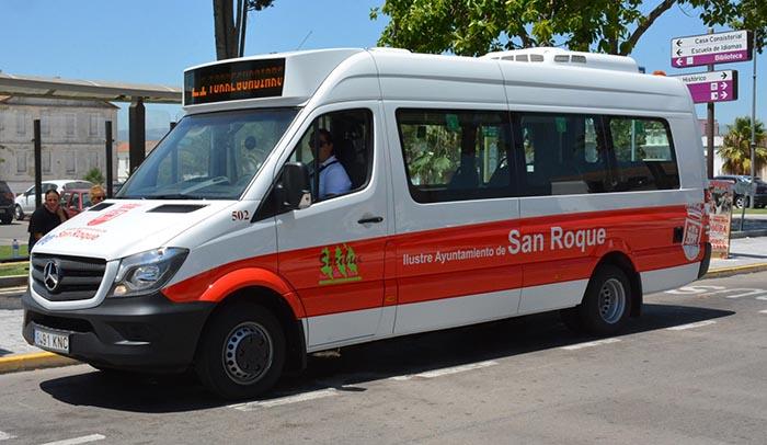 La Feria estará cubierta con un servicio especial en San Roque