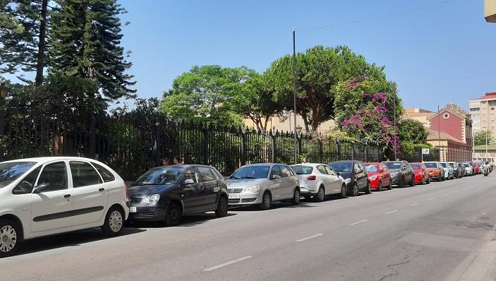 El suceso se originó en la avenida España de La Línea