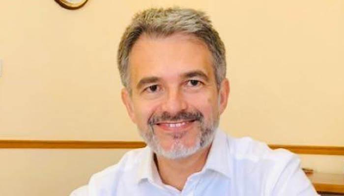 El líder del GSD en Gibraltar, Keith Azopardi. Foto NG