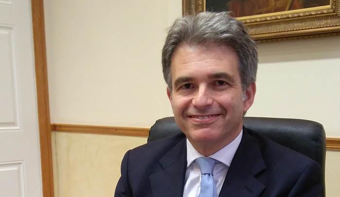 Keith Azopardi, líder del GSD, en imagen de archivo