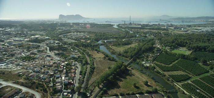 El paro ha descendido en toda la Bahía de Algeciras