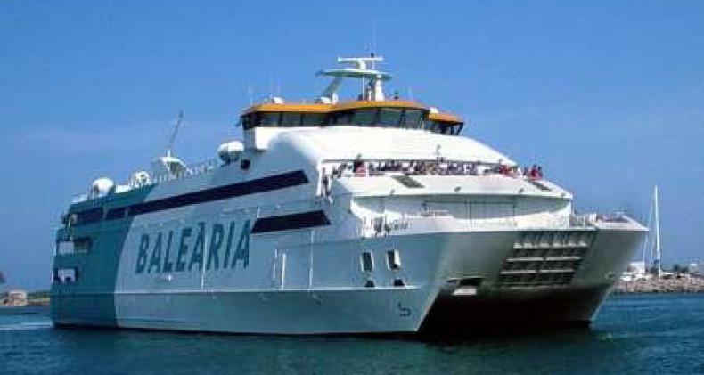 CCOO rechaza las banderas de conveniencia empleadas por Balearia