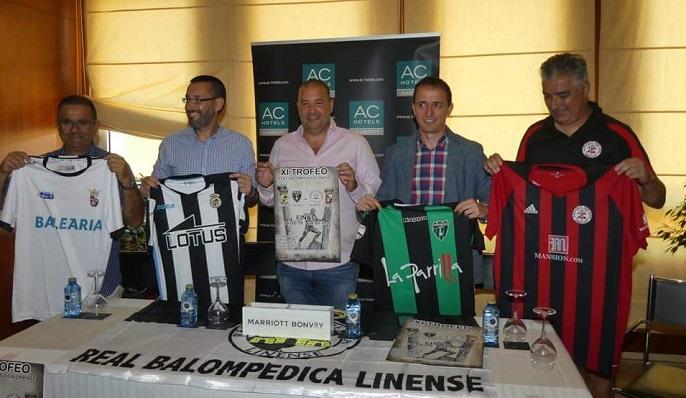 Ceuta, Balona, Europa y Lincoln participará en el trofeo