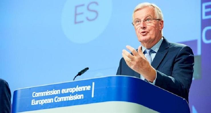 Michel Barnier, en una imagen reciente