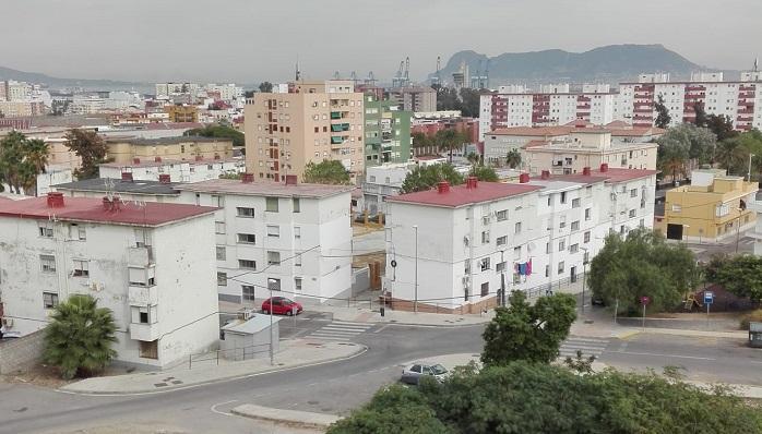 Barriada de La Piñera. Foto NG
