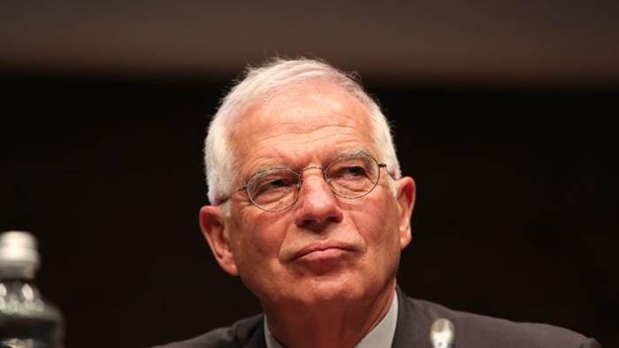 El ministro Borrell
