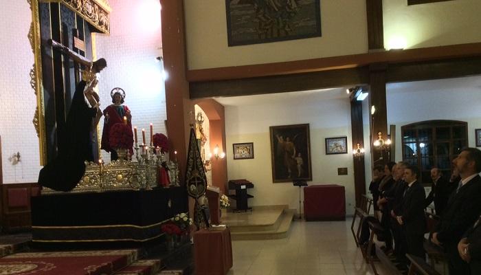 El Cristo de Buena Muerte celebra su Función Principal en Algeciras