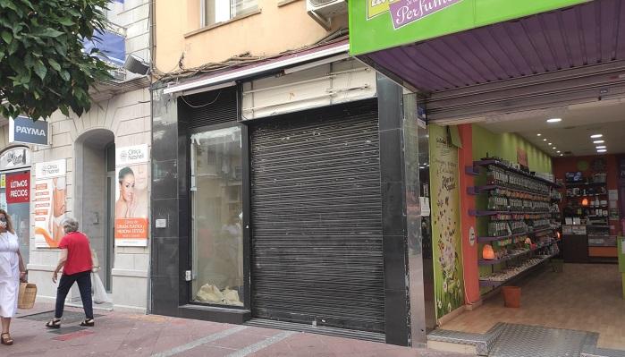 El PSOE exige soluciones a la pérdida de tiendas en el centro de Algeciras