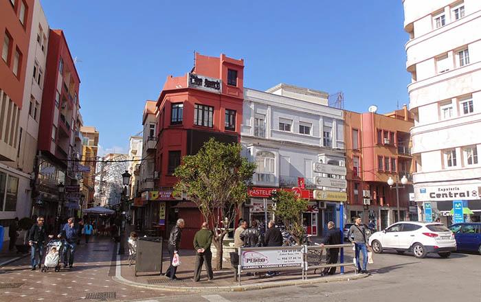 La Línea aumenta su vinculación con Gibraltar con este proyecto. Foto Sergio Rodríguez