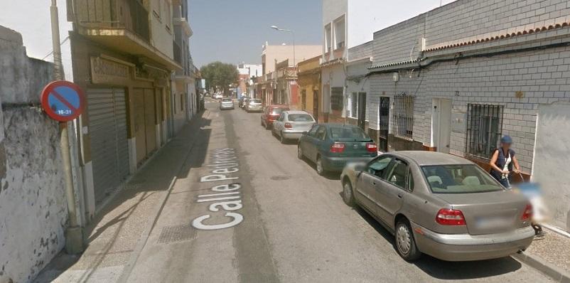 Calle Pedreas de La Línea